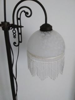 Lace lamp beautiful for antiques