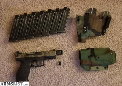 For Sale: VP9 with rmr cut package