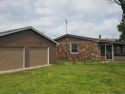 3 Bed 2 Bath Foreclosure Property in Chelsea, OK 74016 - E 370 Rd