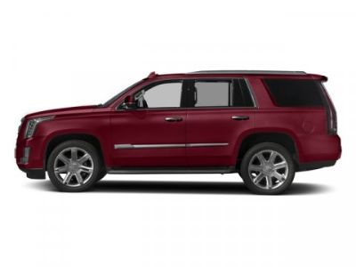 2017 Cadillac Escalade Luxury (Red Passion Tintcoat)