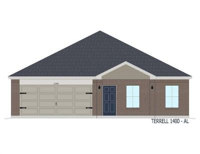 121 Mitchell Drive Terrell Three BR, FEBRUARY Completion VISION