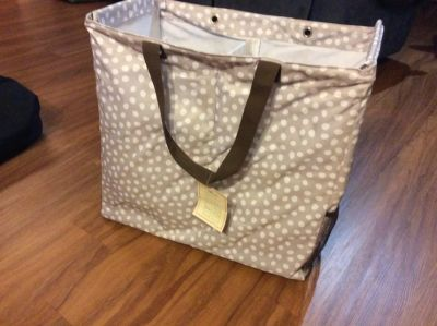 Thirty One two compartment bin