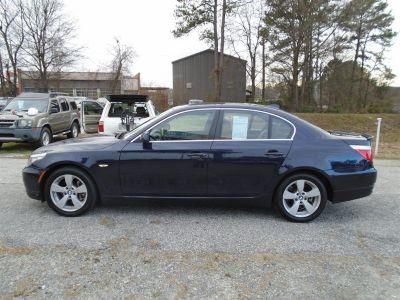 2008 BMW 5-Series 528xi (Blue)