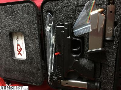For Sale/Trade: SPRINGFIELD XD MOD 2 45 ACP SUBCOMPACT