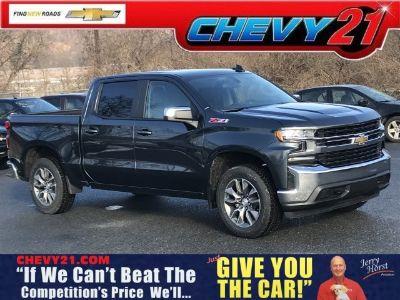 2019 Chevrolet Silverado 1500 LT (Shadow Gray Metallic)
