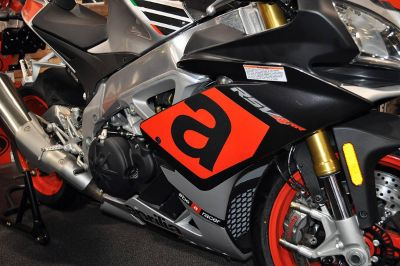 2018 Aprilia RSV4 RR ABS SuperSport Motorcycles Elk Grove, CA