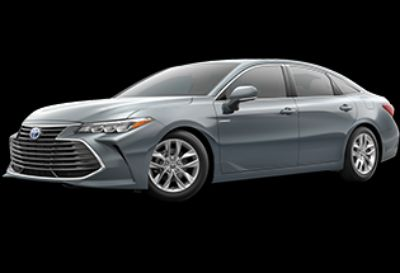 2019 Toyota Avalon Hybrid XLE (Harbor Gray Metallic)
