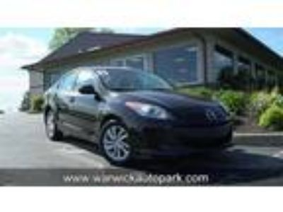 Used 2012 MAZDA 3 For Sale