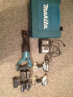 Makita Power Tools  Batteries
