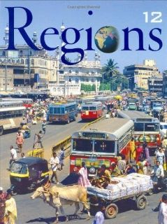 Regions edition 12 book & workbook for Geography of Europe