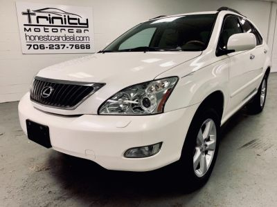 2008 Lexus RX 350 Base (White)