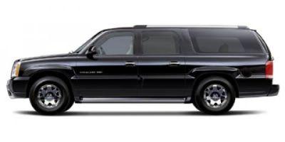 2006 Cadillac Escalade ESV Base (White Diamond Pearl)