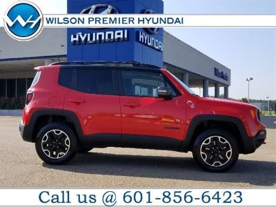 2017 Jeep Renegade Trailhawk 4x4 ()