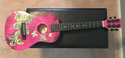 First Act Discovery Butterfly Guitar