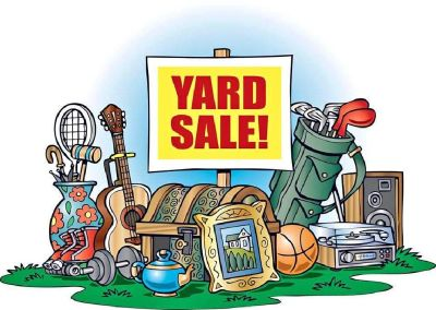HUGE GARAGE SALE!