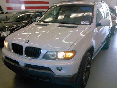 2004 X-5 BMW