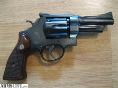For Sale: Smith & Wesson...28-2...Highway Patrolman....99%