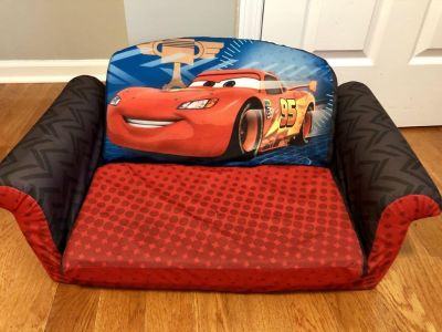 Cars fold out couch
