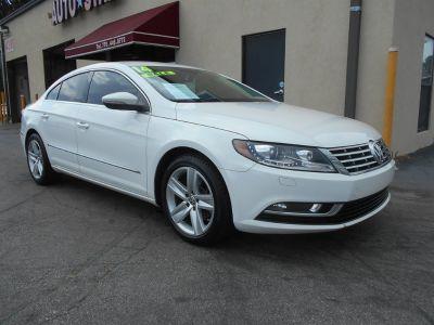 2014 Volkswagen CC Sport (White)