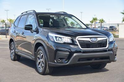 2019 Subaru Forester Premium (Crystal Black)