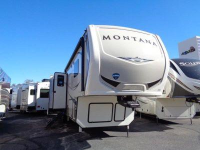 2018 Keystone Rv Montana 3700LK