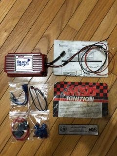 FS: MSD ignition PN 5900