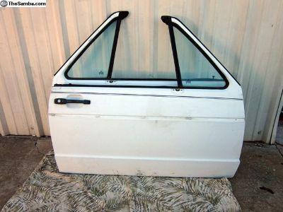 80-93 Cabriolet Doors, No Rust, No Dents,