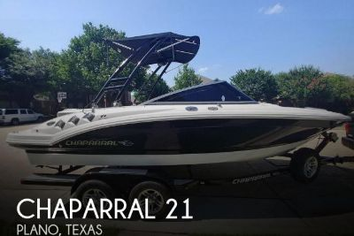 2014 Chaparral 216 SSi