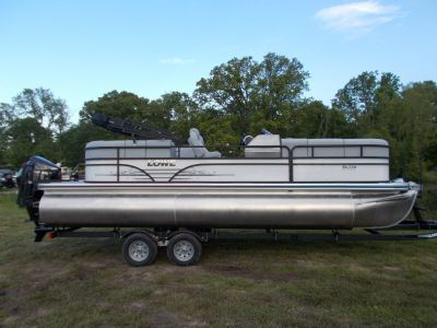 2019 Lowe SS230 WT TLX W/ MERCURY 250L &TRAILER Pontoon Boats West Plains, MO
