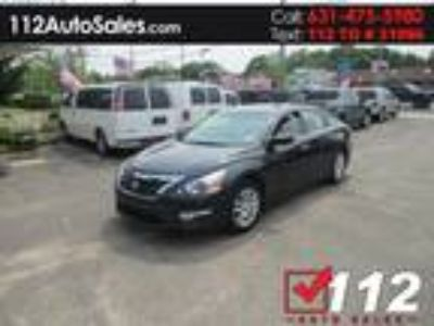 $10995.00 2015 Nissan Altima with 68007 miles!