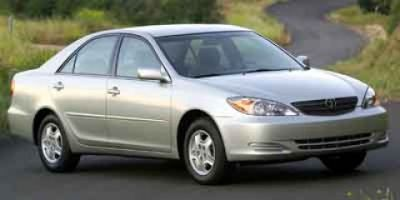 2002 Toyota Camry SE (Silver)