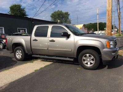 2012 GMC Sierra 1500 SLE (Steel Gray Metallic)