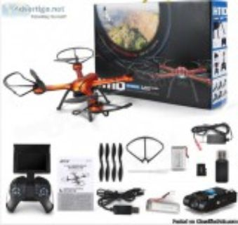 PRE-ORDER item... JJRC HD Quadcopter