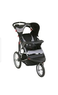 Baby Trend Expedition Jogger Stroller, Phantom