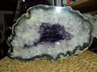 Exceptionally, Gorgeous and Beautiful Amethyst Geode Cathedral