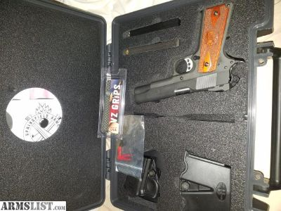 For Sale/Trade: Springfield A1 Range Officer .45