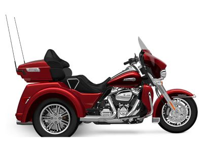 2018 Harley-Davidson Tri Glide Ultra Trikes Mentor, OH