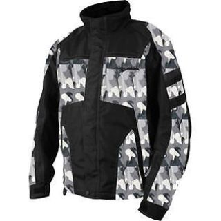 Sell HMK Voyager Jacket Black/Camo Large motorcycle in Tualatin, Oregon, United States, for US $100.00