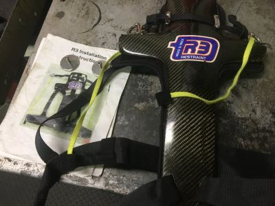 R3 Head and Neck Restraint