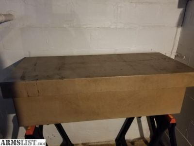 For Sale: Treadlock security chest