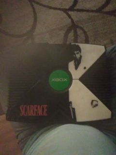 Special edition Xbox Scarface