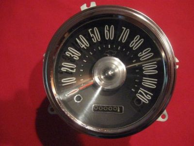 Sell 1959, 1960 Chevy Impala Speedometer, Serviced, Reconditioned & 60 Day GUARANTEE motorcycle in Adamstown, Maryland, United States