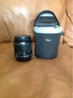 Canon 18-55mm lens