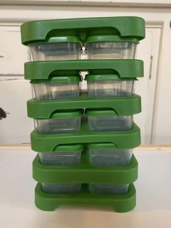 Green Sprouts Baby Food storage containers