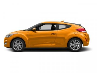 2017 Hyundai Veloster Base (26 2 Yellow)