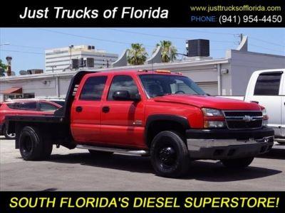 2005 Chevrolet Silverado 3500 Work Truck (Victory Red)