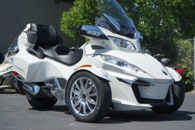 2018 Can-Am Spyder RT Limited 3 Wheel Motorcycle Elk Grove, CA