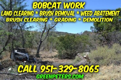 Land Clearing & Grading Services in Temecula - Call Us