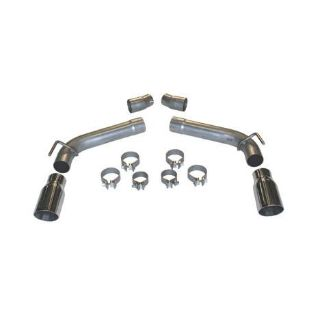 """Purchase 2010-12 Camaro V6 SLP Loud Mouth Axle Back Exhaust Kit - 4"""" Tips motorcycle in DeLand, Florida, US, for US $384.99"""