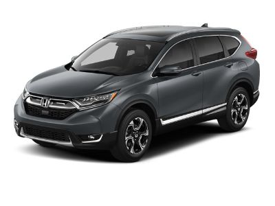 2018 Honda CR-V Touring AWD (gunmetal)